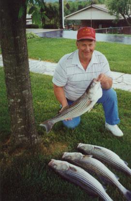 Cherokeelakeinfo com cherokee lake tennessee information for Twra fishing report