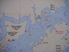 Cherokee Lake Maps Gps Maps Information Cherokee Lake